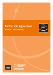Partnership Agreement Resource and Template cover